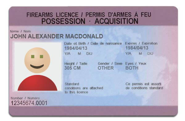 A PAL is a pink and blue ID card with your photo and some important information on it.